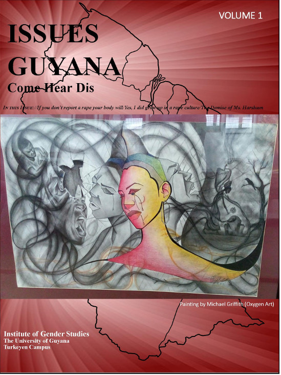 Cover Issues Guyana Vol 1