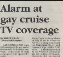 Clipping from Bahamas